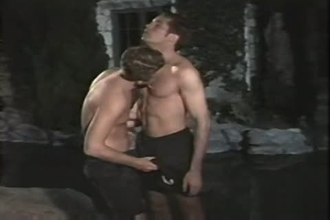Vintage ass With Two dudes